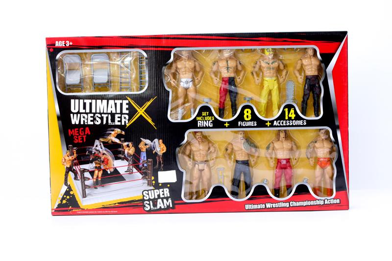 شخصيات WWE المصارعه الحره