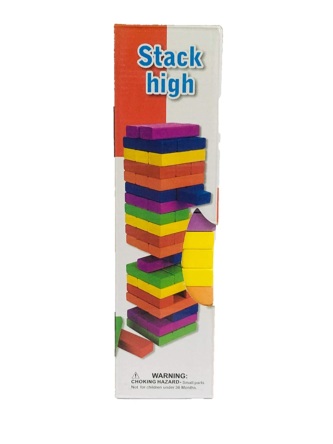 stack high