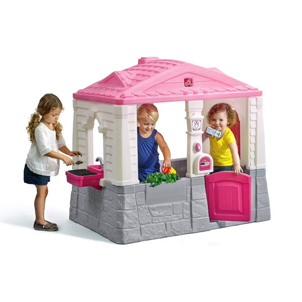 NEAT & TIDY COTTAGE (PINK) -- 729400