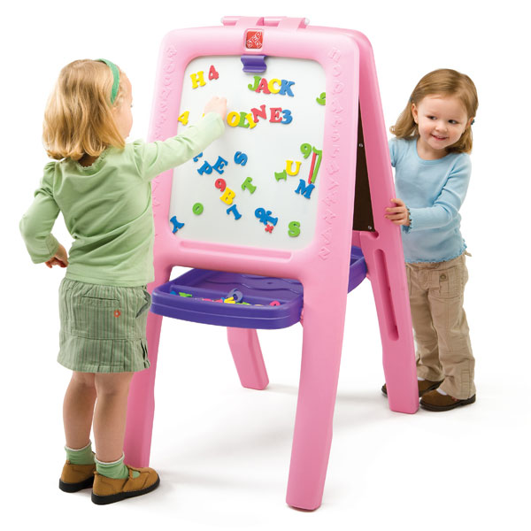 EASEL FOR TWO (1-PK PINK)------799900
