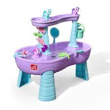 Rain Showers & Unicorn Water Table - kraft ctn------487299
