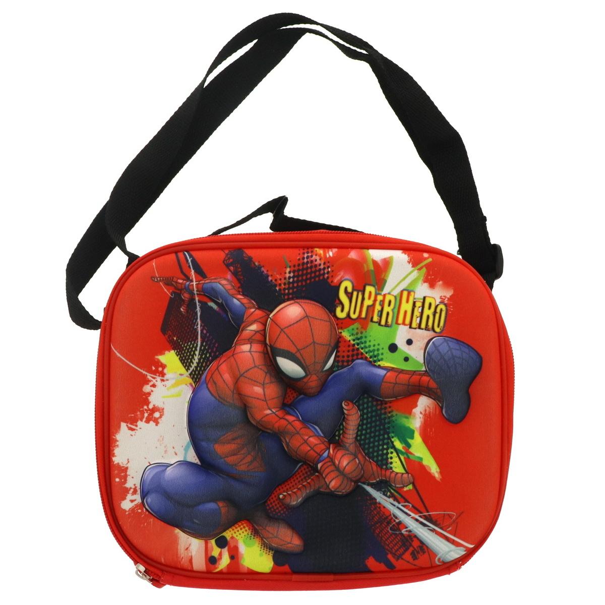 Spiderman Lunch Bag FK101676LB