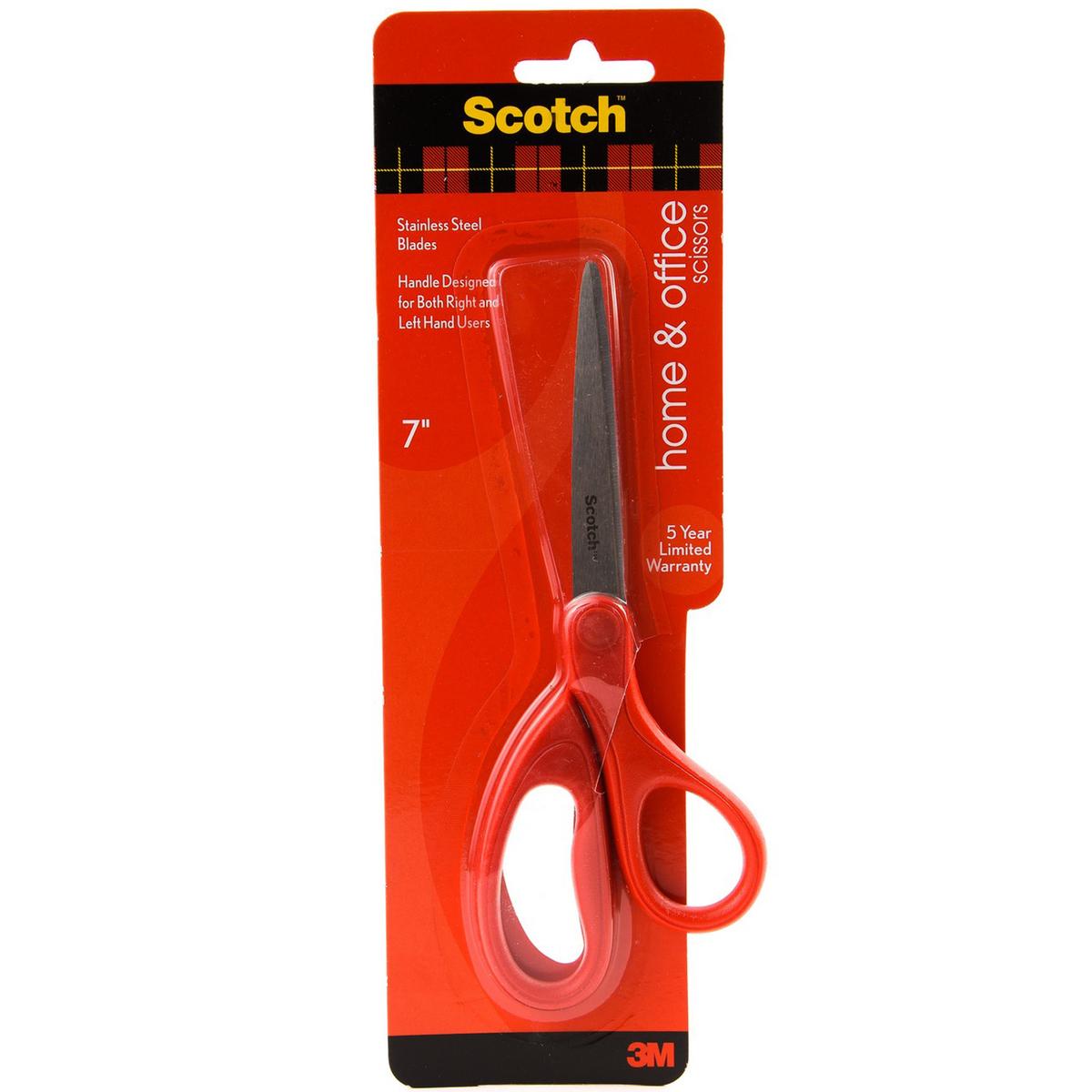 3M Scotch Household Scissor 7inch 1Pc