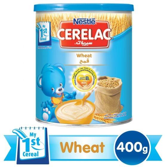 سيريلاك القمح والحليب 400 غ