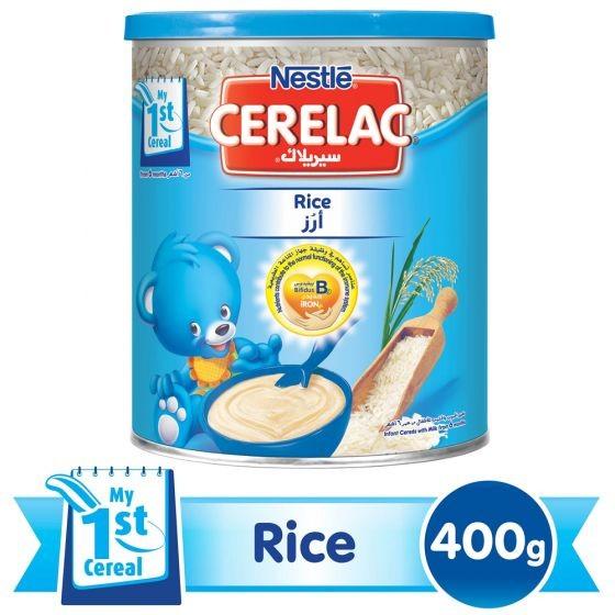 سيريلاك بطعم الرز 400 غ