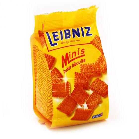 BAHLSEN LEIBNIZ MINIS BUTTER BISCUITS 100G