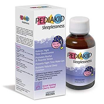 PEDIAKID SLEEP 150 ml cherry flavour