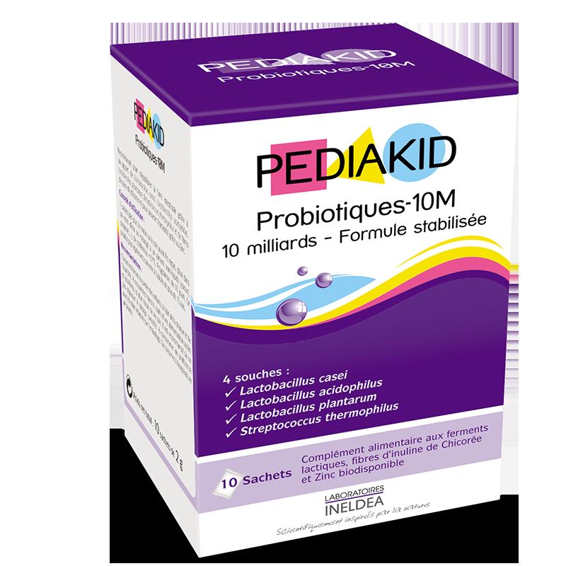 PEDIAKID Probiotics-10 sachets