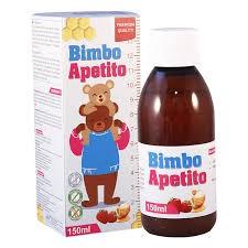 Appetito BIMBI syrup