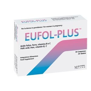 EUFOL-PLUS 30 tablet