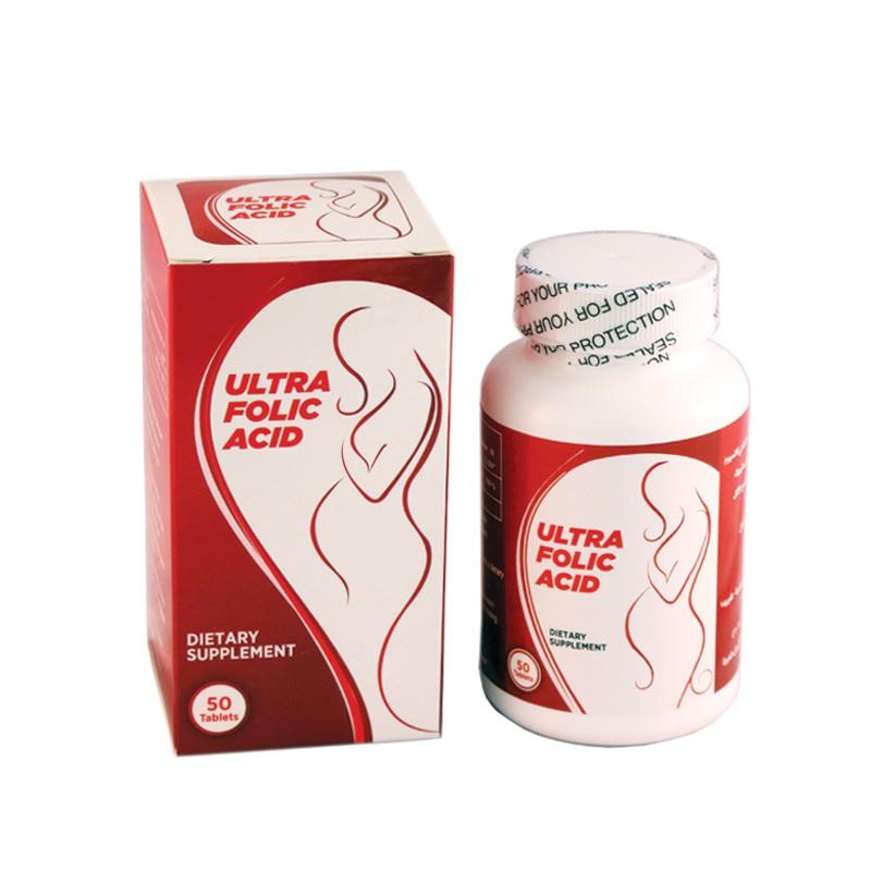 Ultra folic acid 50 tablet