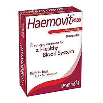 Haemovit 30 capsules