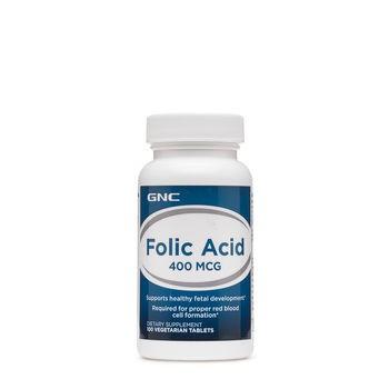 folic acid 400mcg