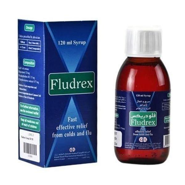 Fludrex syrap 120ml