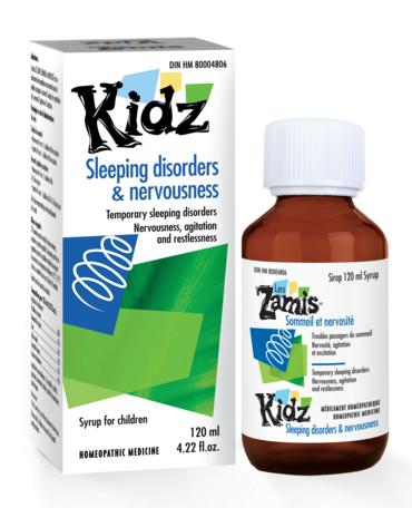 KIDS sleeping disorders & nervousness 120ml