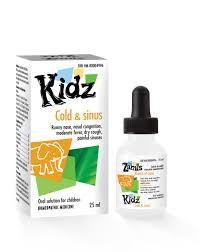 KIDS cold & sinus 25ml