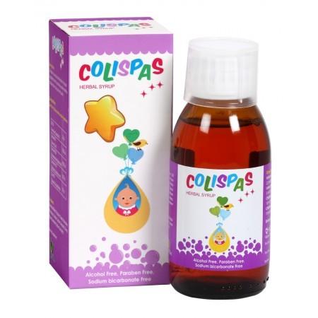 Colispas antiflatulent syrup 150ml