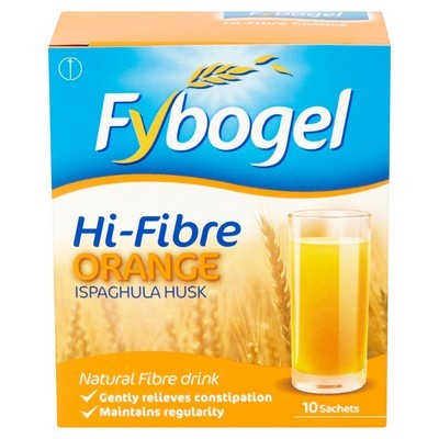 Fybogel Organce Neutral Fibre Drink (10 Sachets)