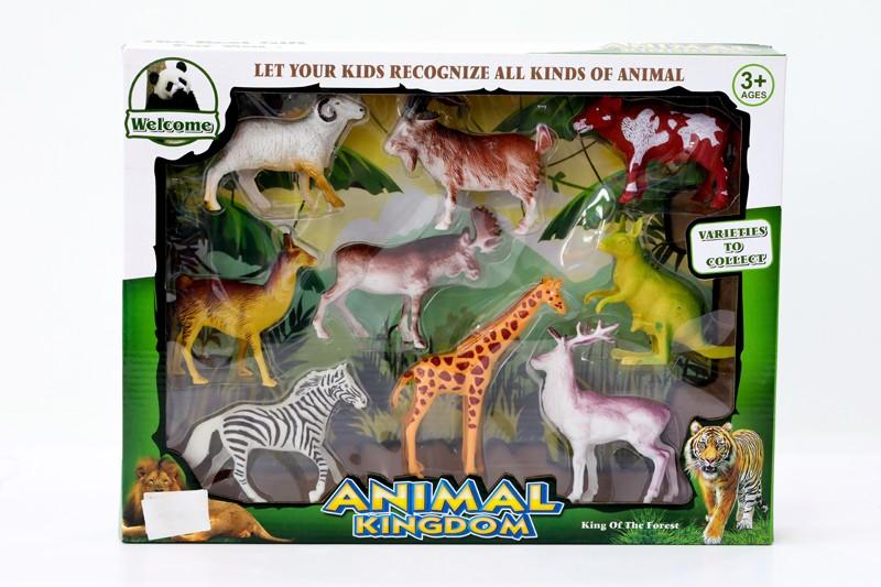 حيوانات الغابه