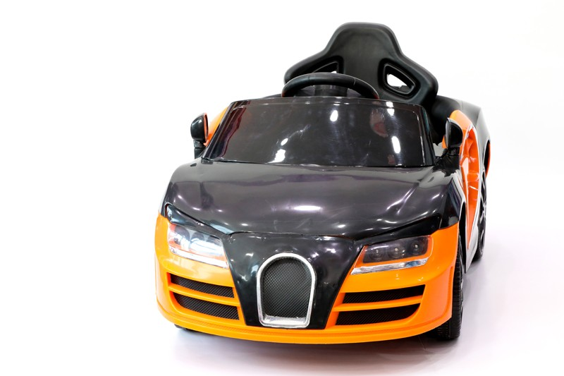 سياره شحن كهرباء بوغاتي