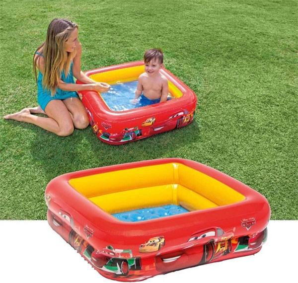انتكس حوض سباحه صغير للاطفال حجم  .85*.85*.23 ( 57101 )