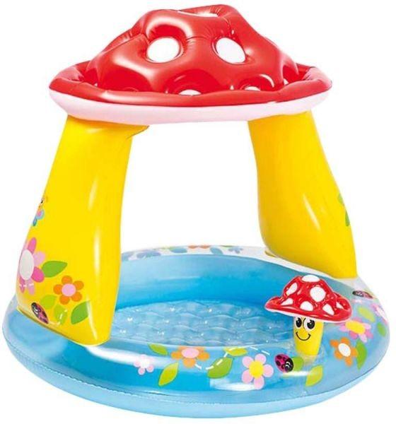 انتكس حوض سباحه صغير للاطفال حجم  1.02*.89*.40 ( 57114 )
