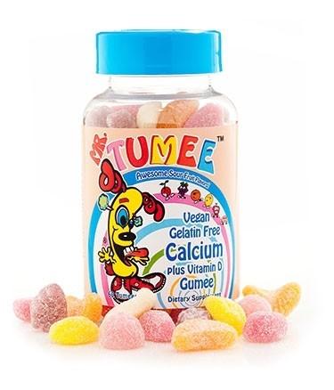 MR TUME CALCIUM & V D 60GUM
