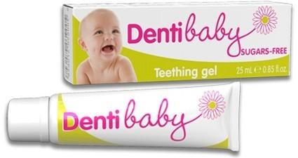 DENTI BABY TEETHING GEL 25ML