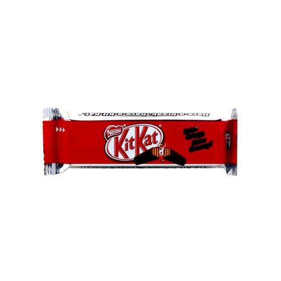 KIT KAT CHOCOLATE BAR TWO FINGERS
