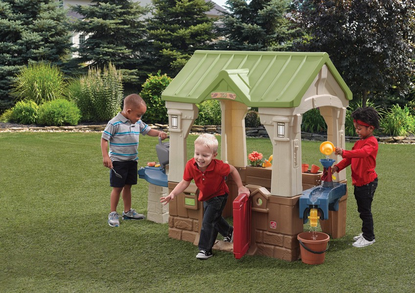 GREAT OUTDOORS PLAYHOUSE-840900-