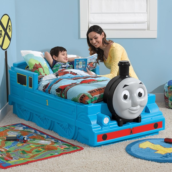 THOMAS THE TANK ENGN TODDLR BED-845000-