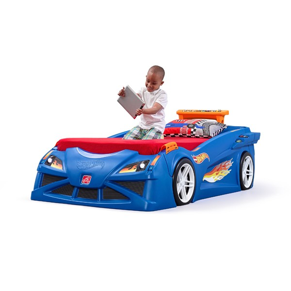 HOT WHEELS TODDLER TO TWIN BED-854600-