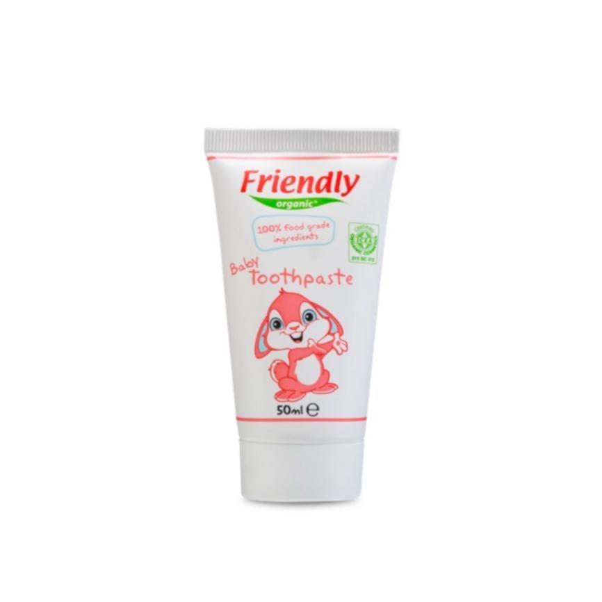 Baby Toothpaste Strawberry - 50ML