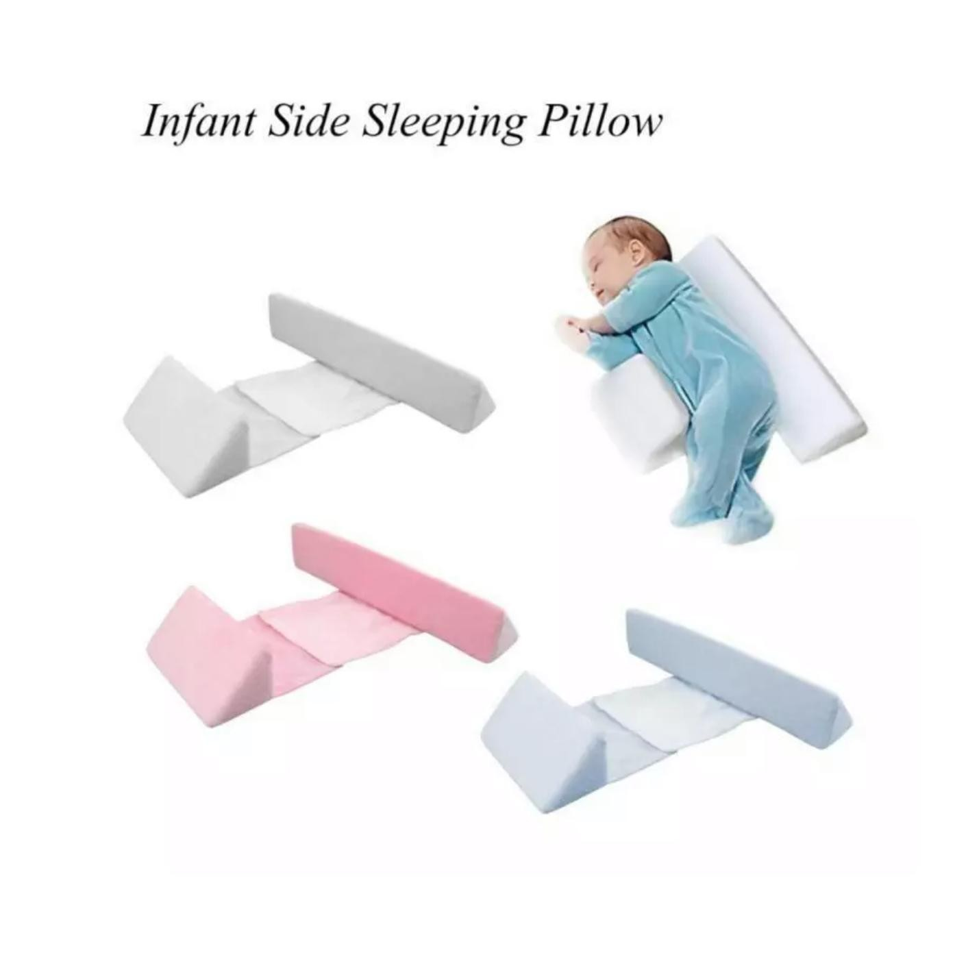 infant side sleeping pillow