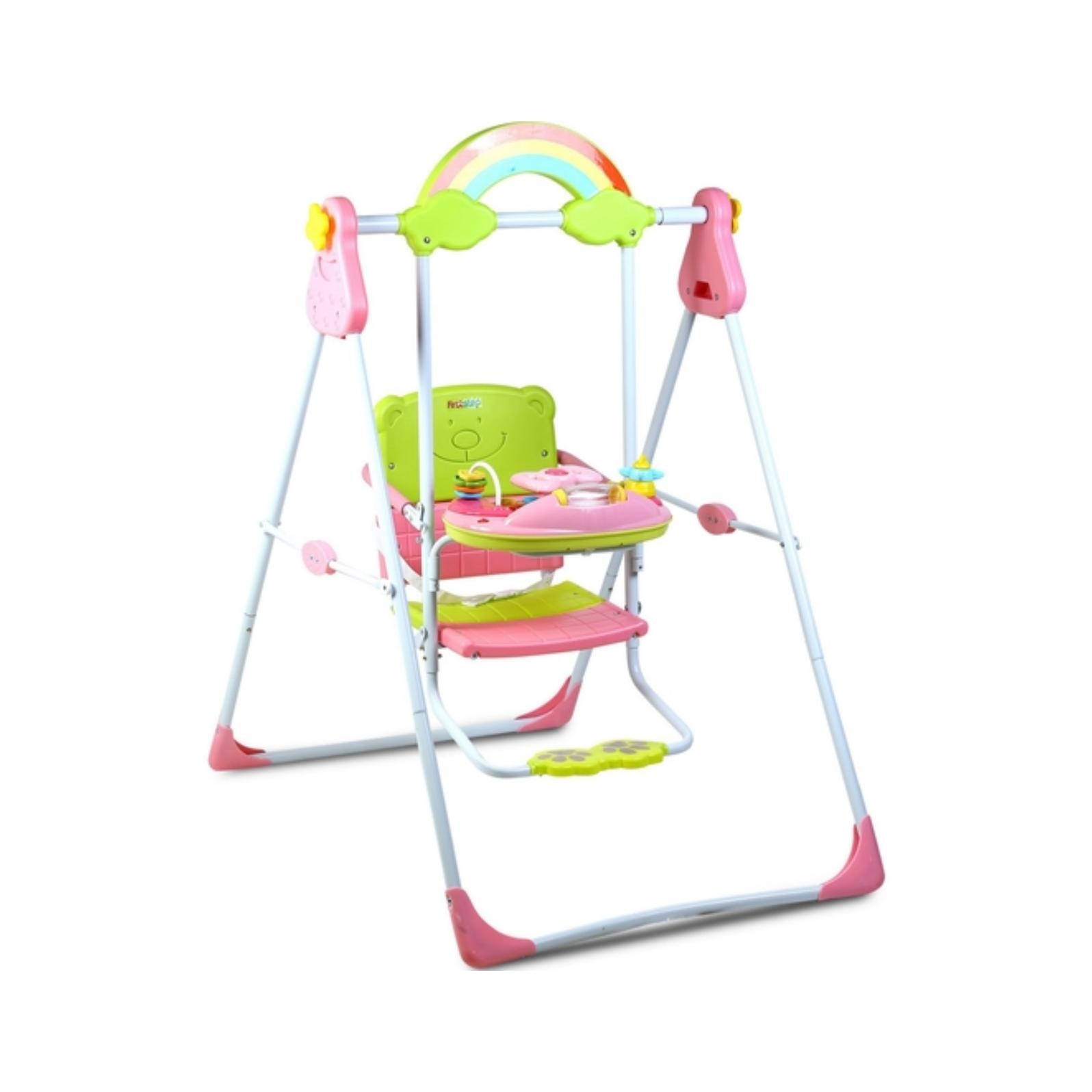 first step baby swing