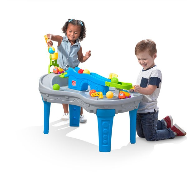 BALL BUDDIES TRUCKIN & ROLLIN PLAY TABLE---495500---