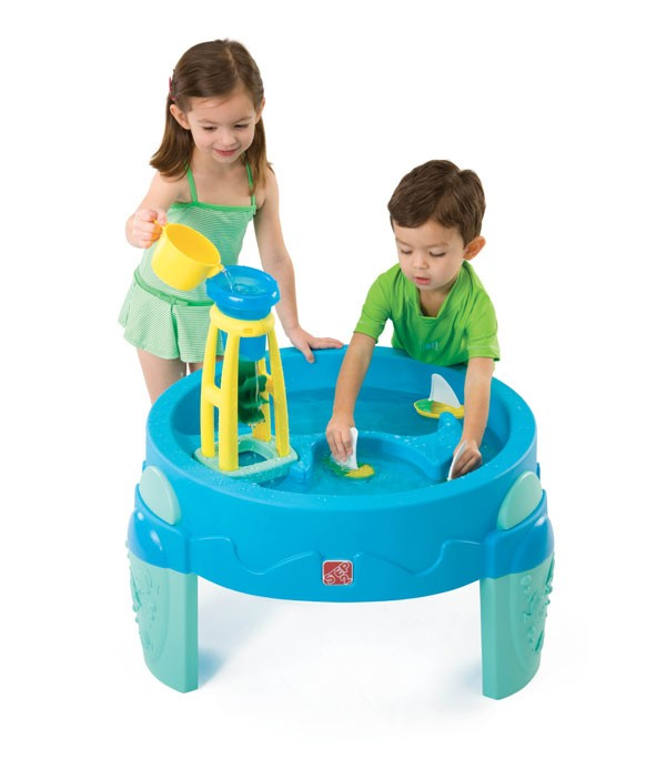 WATERWHEEL PLAY TABLE (1-PK)------753800