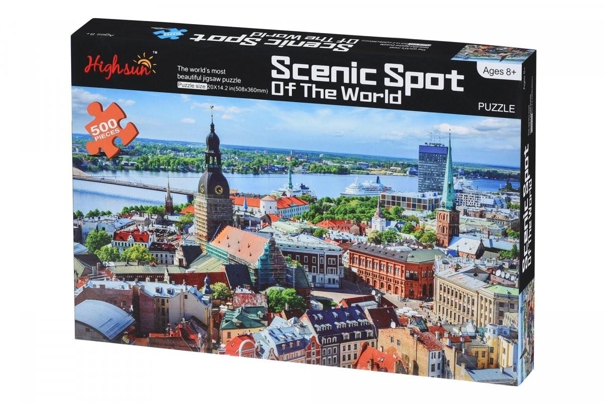 jigsaw puzzle 500 pcs