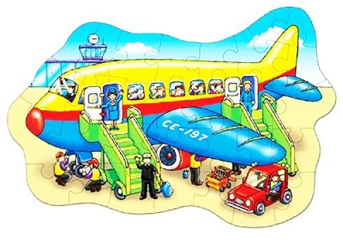 jigsaw puzzle big aeroplane