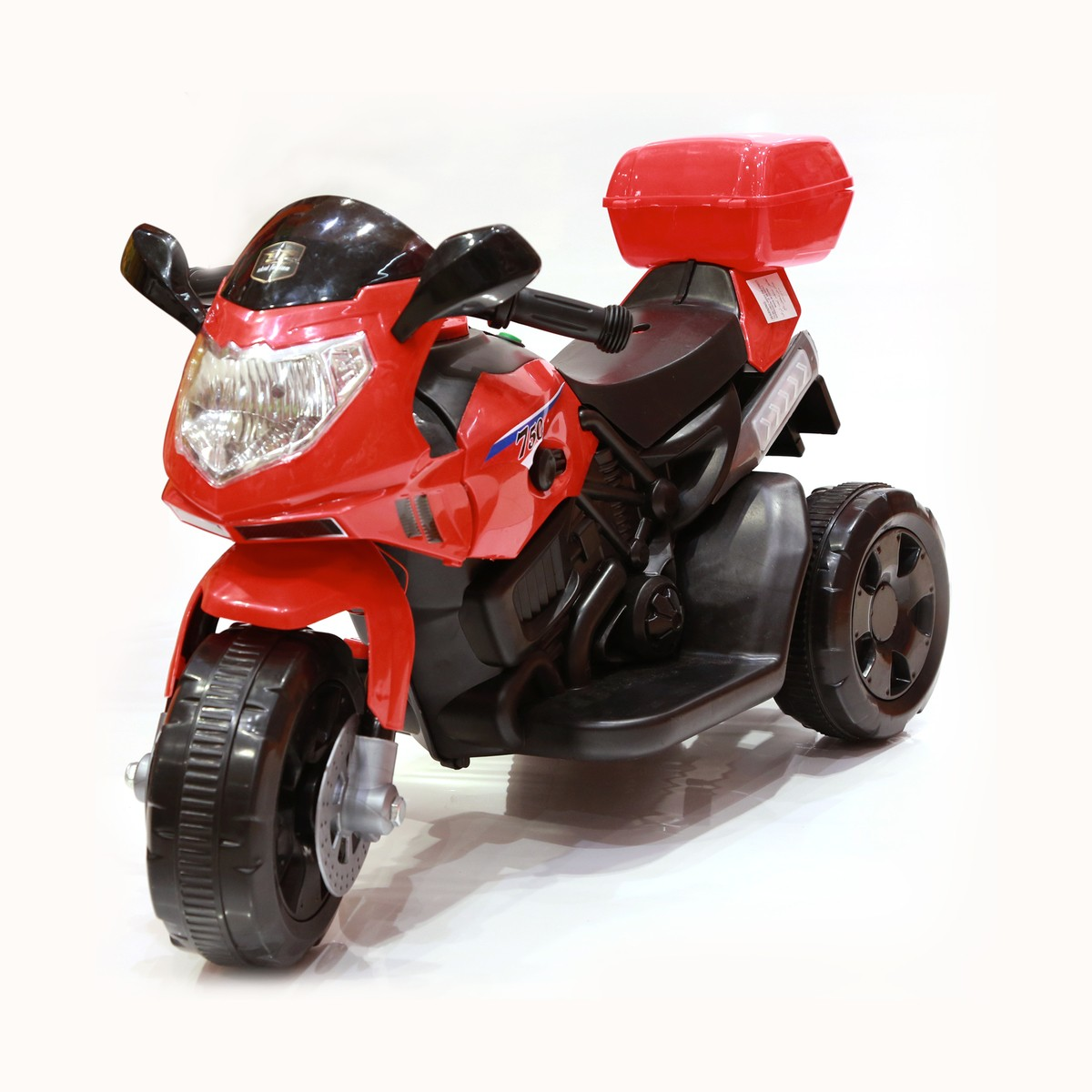 Skid Fusion Kids-Motor Bike Rechargeable
