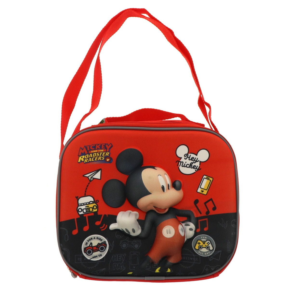 Mickey Mouse Lunch Bag FK101680-LB