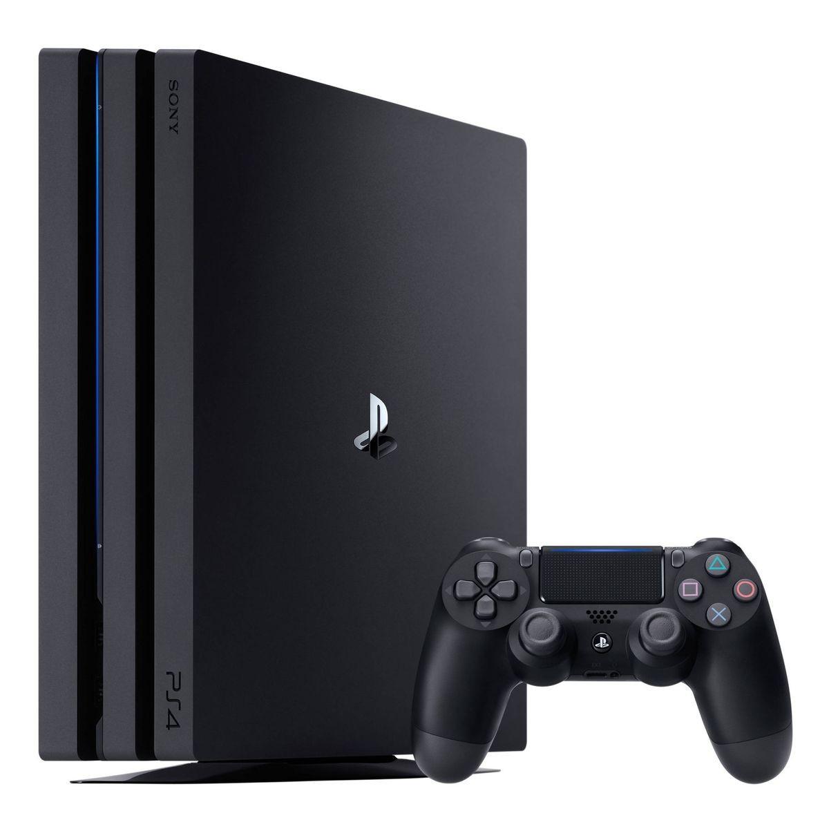 Sony PlayStation 4 Pro 1TB CUH-7216BB Black