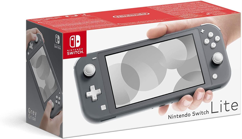 Nintendo Switch Lite Grey