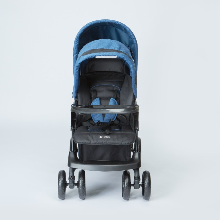 Juniors Victory Tandem Stroller with Canopy